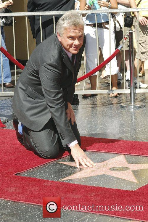 Tim Robbins Tim Robbins is honoured with with...