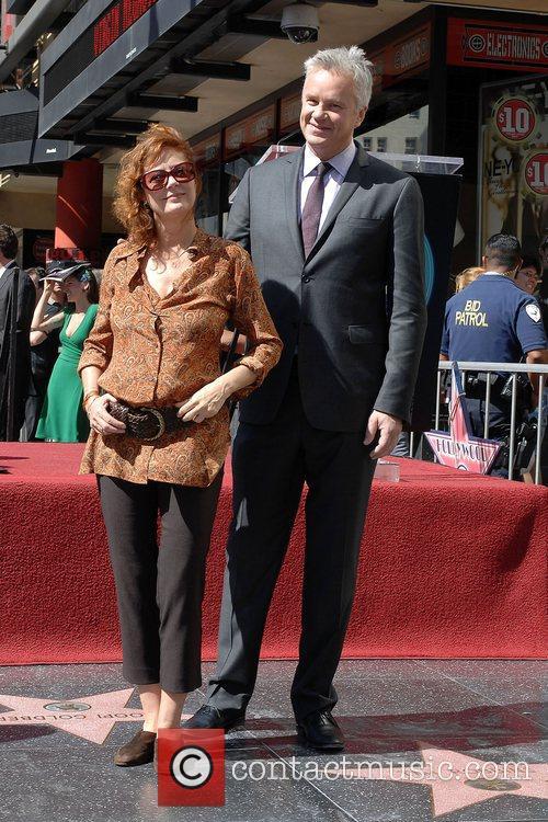 Susan Sarandon and Tim Robbins 6