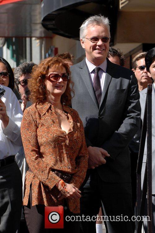 Susan Sarandon and Tim Robbins 4