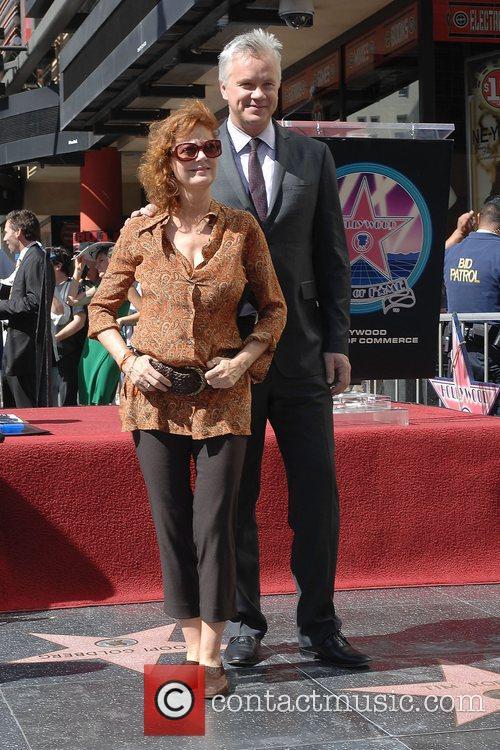 Susan Sarandon and Tim Robbins 5