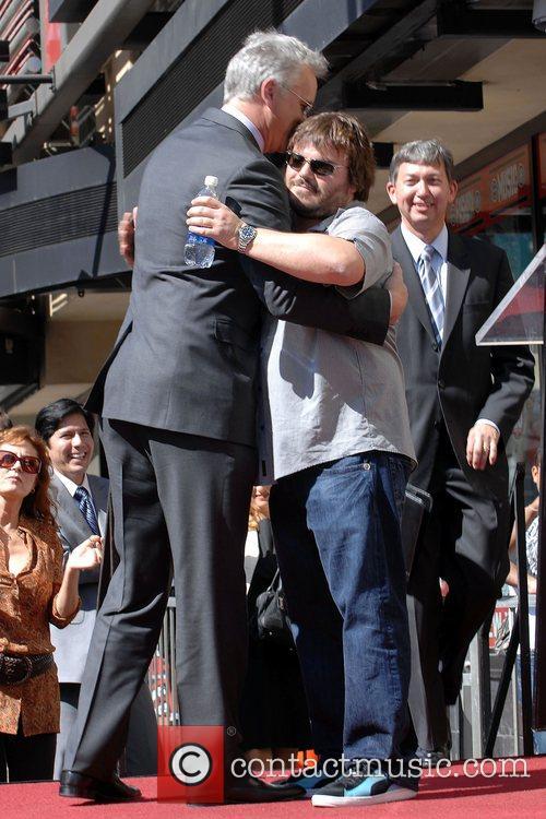 Tim Robbins, Jack Black Tim Robbins is honoured...