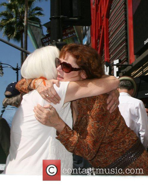 Mary Robbins and Susan Sarandon Tim Robbins is...