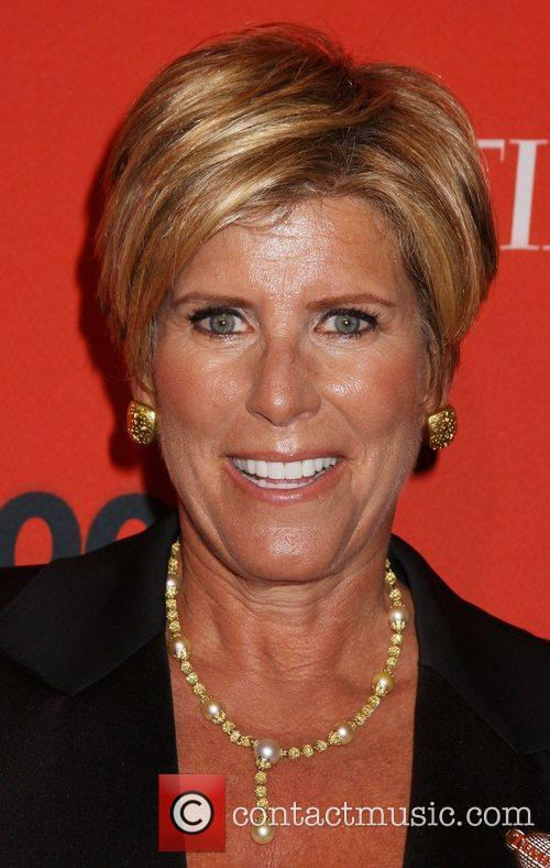 Suzie Orman  Time's 100 Most Influential People...
