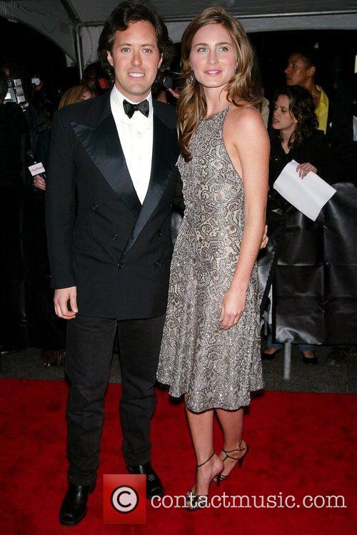 David Lauren and Lauren Bush 1