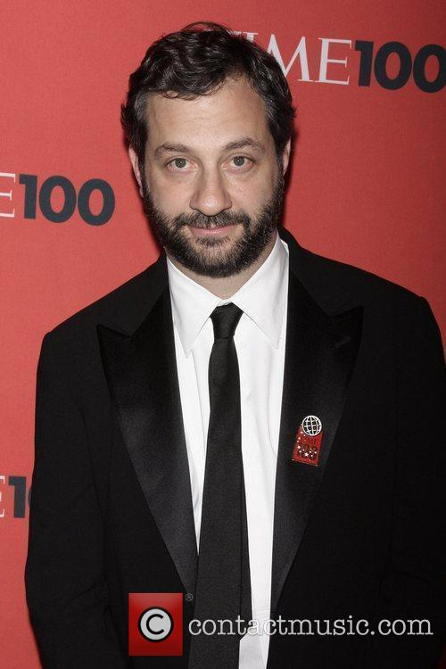 Director Judd Apatow  Time's 100 Most Influential...