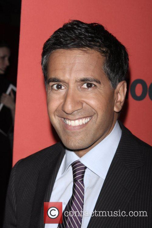 Dr. Sanjay Gupta Time's 100 Most Influential People...
