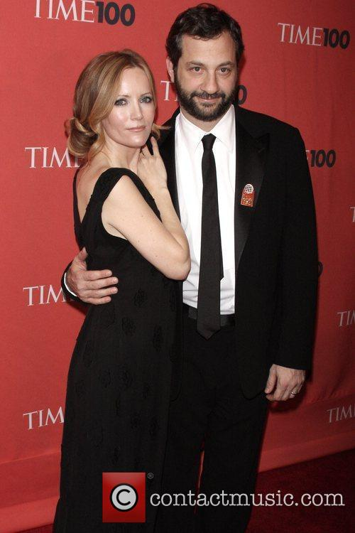 Leslie Mann, Director Judd Apatow  Time's 100...