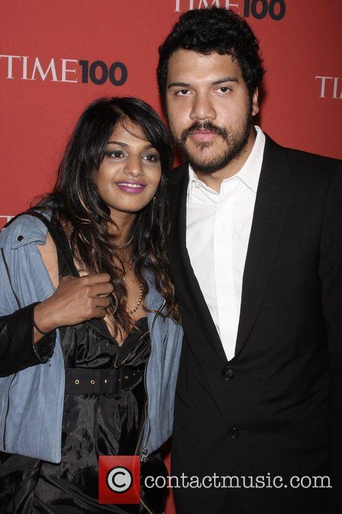 M.I.A., Ben Brewer Time's 100 Most Influential People...