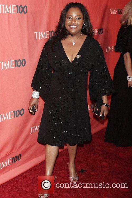 Sherri Shepherd  Time's 100 Most Influential People...