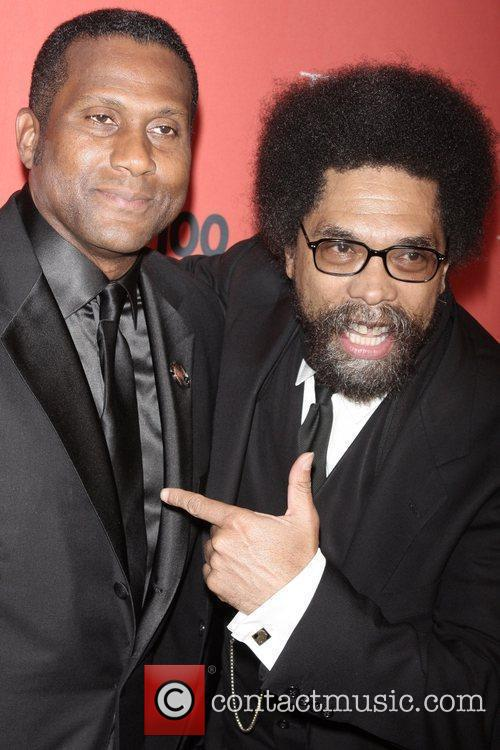 Tavis Smiley, Cornell West Time's 100 Most Influential...