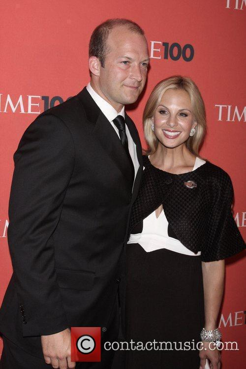 Tim Hasselbeck, Elisabeth Hasselbeck Time's 100 Most Influential...