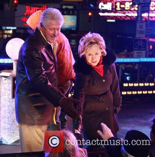 Bill Clinton and Hilary Clinton 3