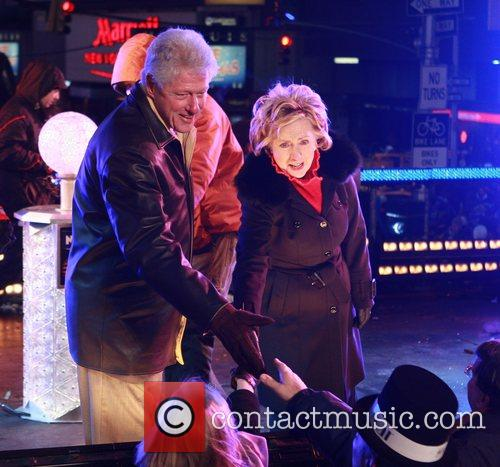 Bill Clinton and Hilary Clinton 4