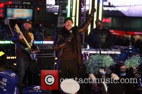 Lionel Richie, Times Square