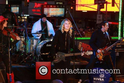 Taylor Swift, Times Square
