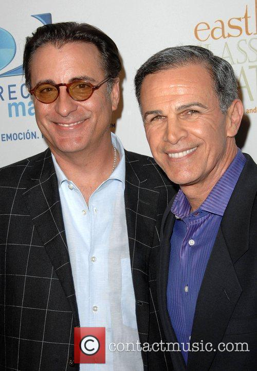 Andy Garcia and Tony Plana 'To Be Or...
