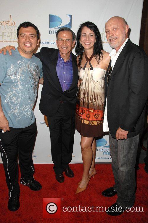 Carlos Mencia, Tony Plana, Actress Shayla Rivera, Hector...