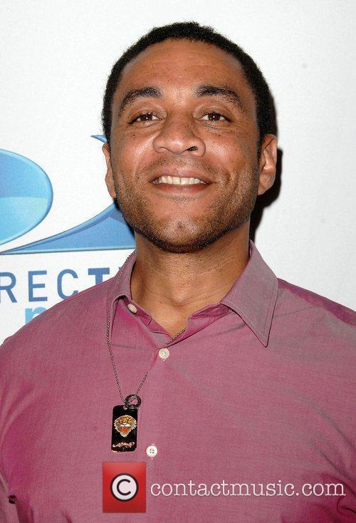Harry Lennix and Carlos Mencia 1