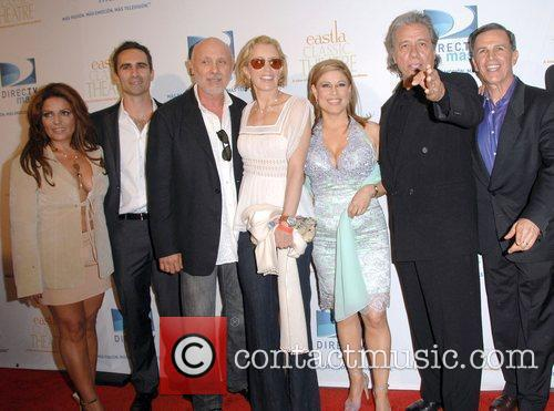 Nestor Carbonell, Carlos Mencia, Edward James Olmos and Felicity Huffman 4