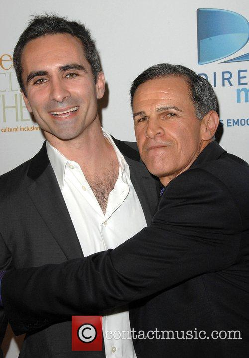 Nestor Carbonell and Carlos Mencia 3
