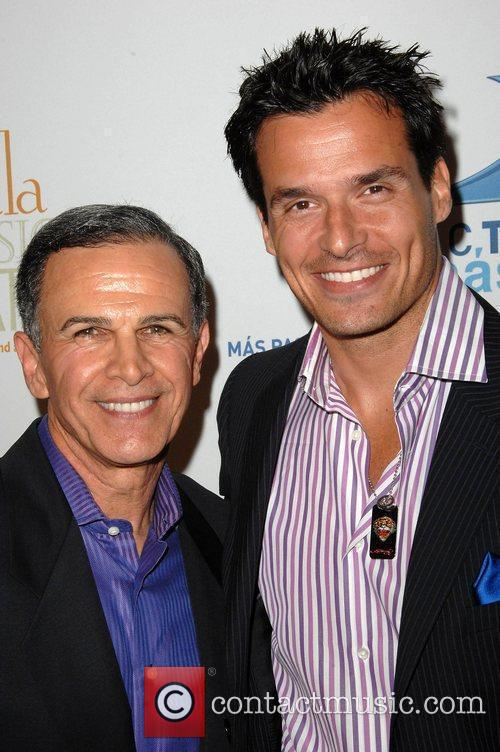 Tony Plana and Antonio Sabato Jr 'To Be...