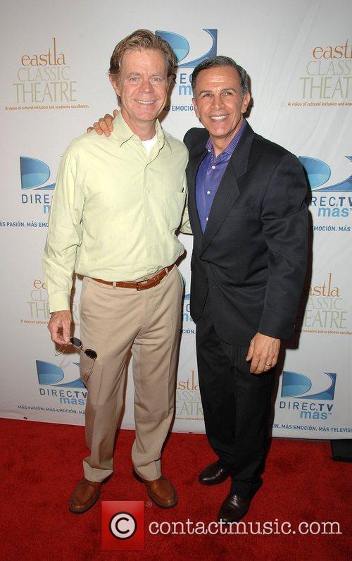 William H Macy and Carlos Mencia 2