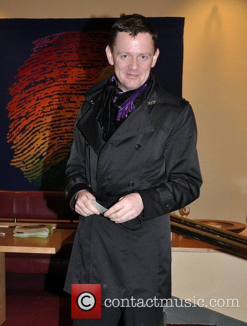Ciaran Sweeney 'To Russia With Love' charity event...