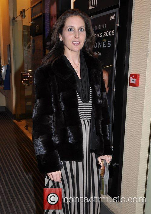 Fiona Doyle 'To Russia With Love' charity event...