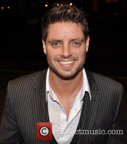 Keith Duffy 'To Russia With Love' charity event...