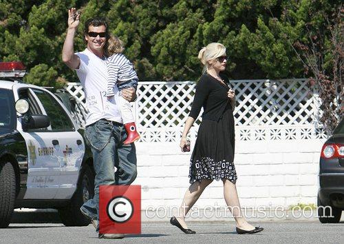 Gwen Stefani and Gavin Rossdale 2