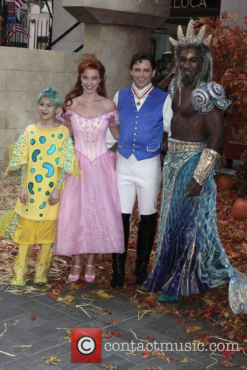 NBC's Today Annual Halloween Show at Rockefeller Plaza