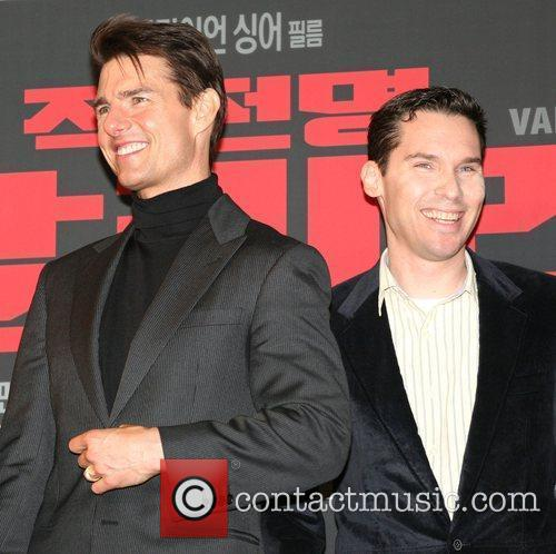 Tom Cruise and Bryan Singer 2