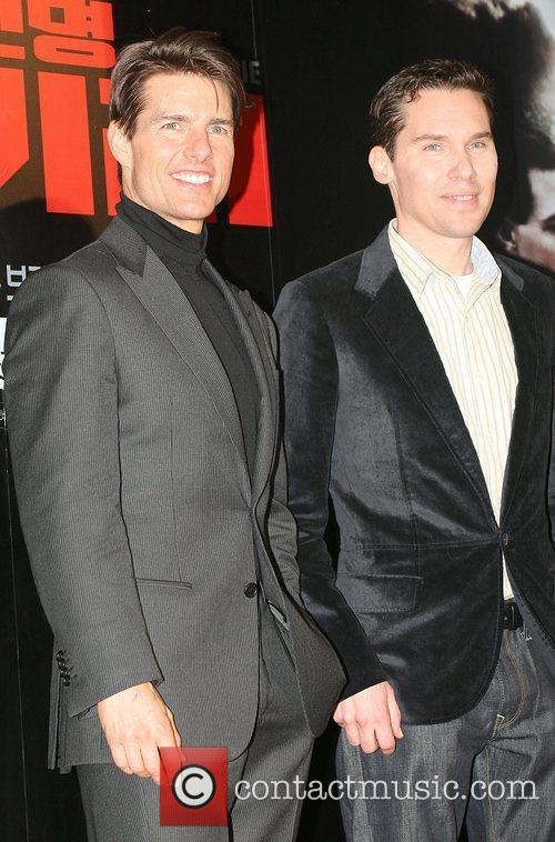Tom Cruise and Bryan Singer 4