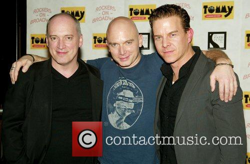 Donnie Kehr, Michael Cerveris and The Who 2