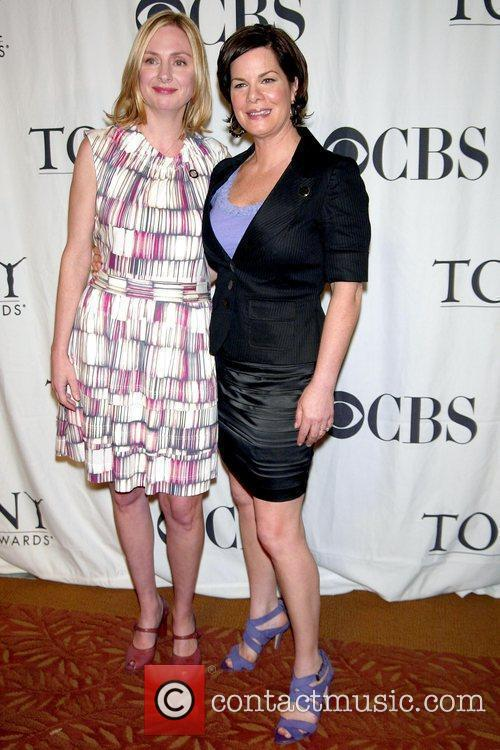 Hope Davis and Marcia Gay 2