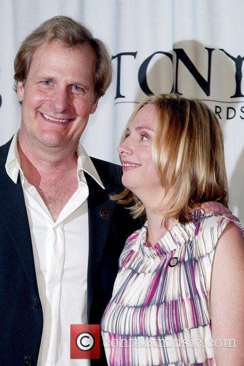 Jeff Daniels and Hope Davis 2