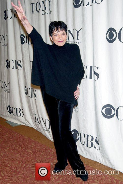 2009 Tony Awards 'Meet the Nominees' press reception...