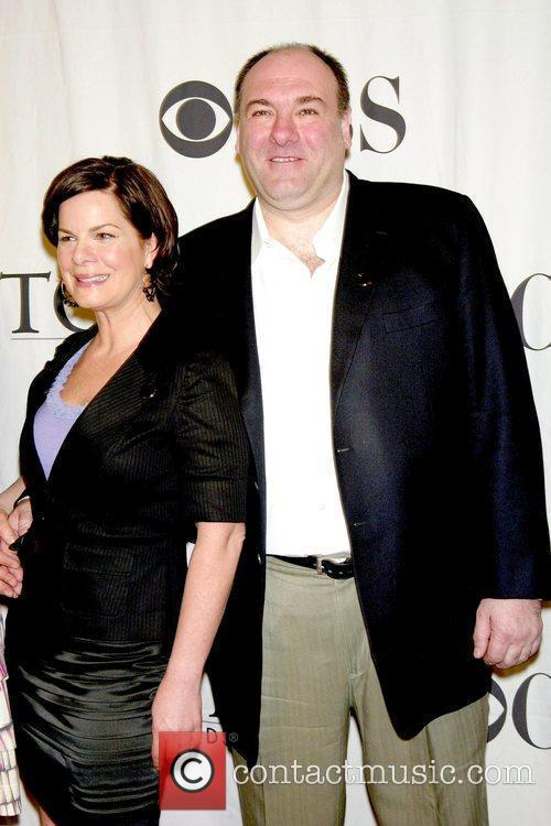 Marcia Gay Harden and James Gandolfini 2009 Tony