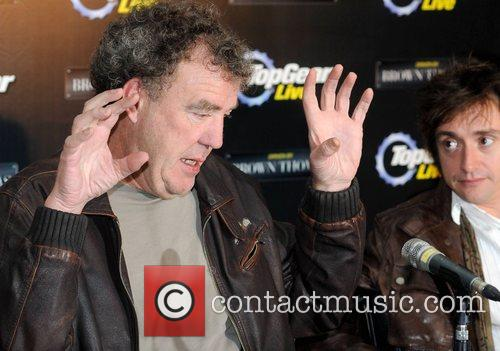 Jeremy Clarkson and Richard Hammond  attend a...