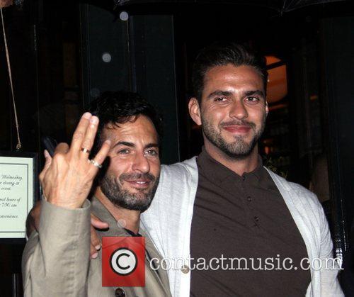 Marc Jacobs and Lorenzo Martone 8