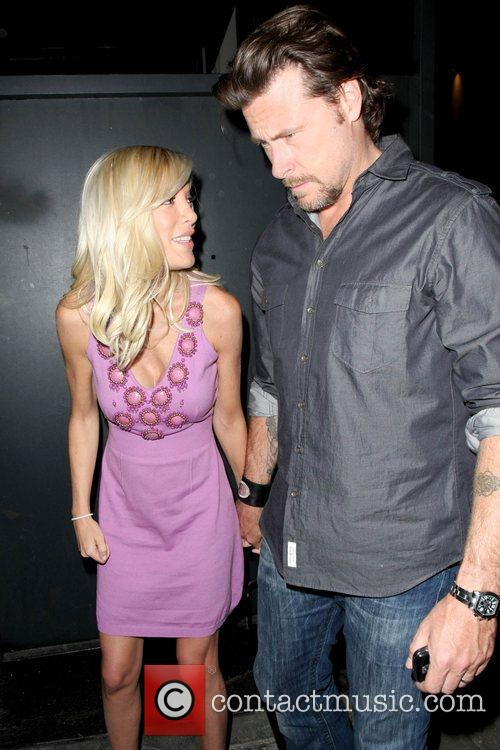 Tori Spelling and Her Husband Dean Mcdermott 4