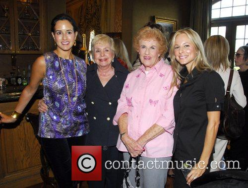 Haley Binn, Barbara Brown, Irene Lieberman and Lauren Allaham 3
