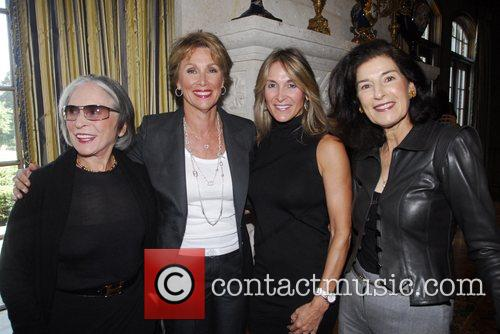 Attend the Tory Burch luncheon
