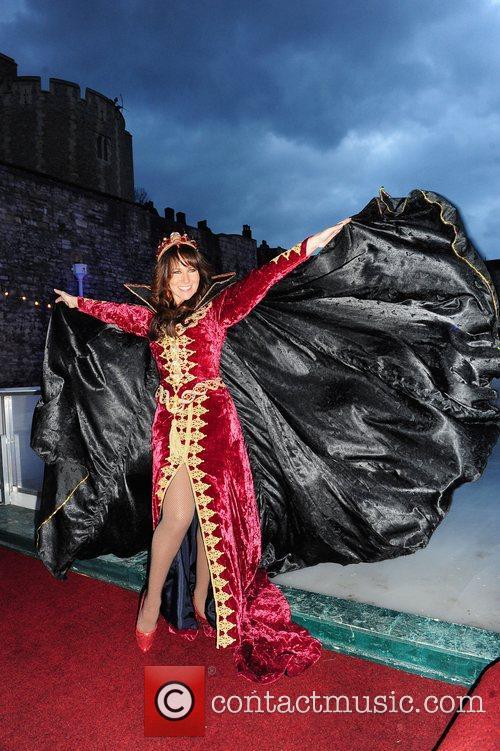 Linda Lusardi, Tower Of London