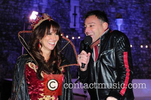 Linda Lusardi and Toby Anstis 1