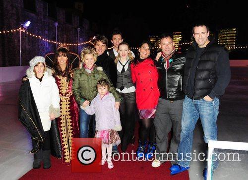 Lucy Kane, Linda Lusardi, Tower Of London