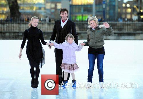 Gala opening of the Tower Of London Ice...