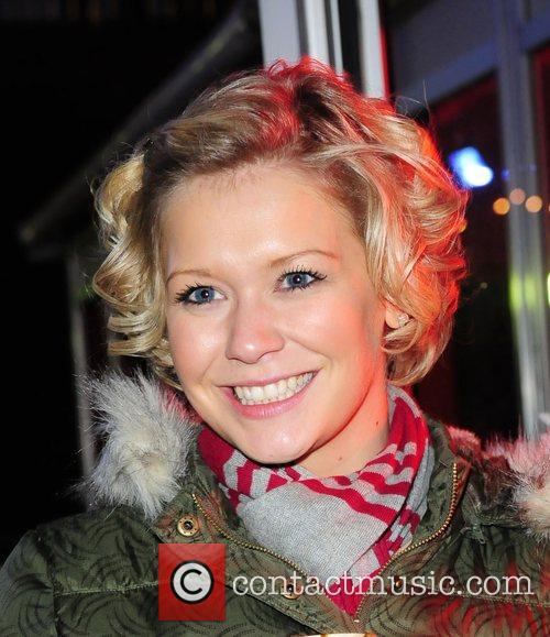 Suzanne Shaw, Tower Of London