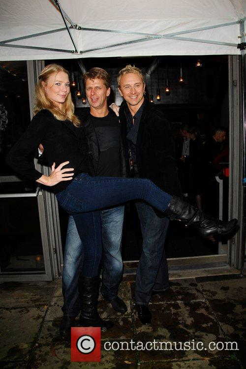 Jodie Kidd and guests attend the Tango At...