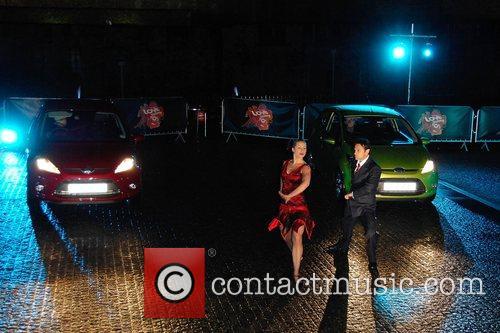 Kylie Jones and Mark Ramprakash attend the Tango...